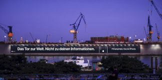 Apple Takes iPhone Privacy Marketing Campaign to Germany