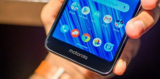 Moto E6 hands-on review