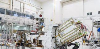 All systems nearing go: NASA fuels Mars 2020 rover's plutonium power system
