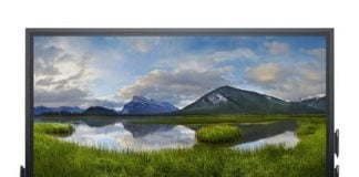 Dell 75 4K Interactive Touch Monitor C7520QT hands-on review