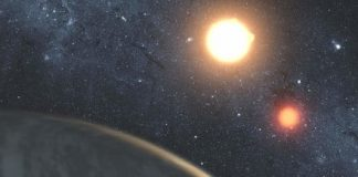 Astronomers spot baby gas giant forming using planet-hunting satellite TESS