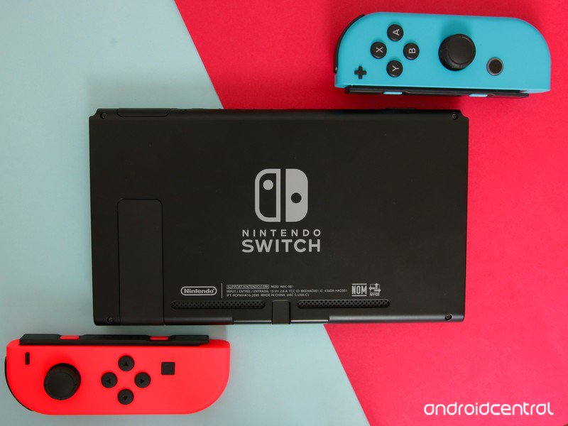 You can now download an Android port for your Nintendo Switch - AIVAnet