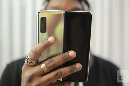 Samsung Galaxy Fold vs. Galaxy S10 Plus: Will the Plus bend to the Fold?
