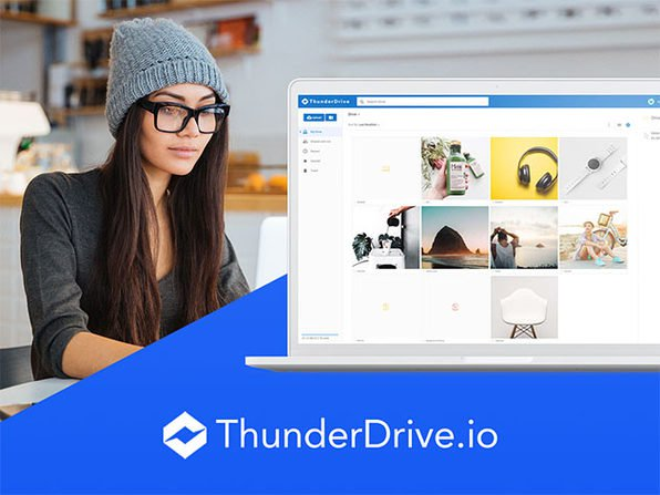 Pay just $59 for lifetime 2TB ThunderDrive cloud storage