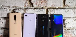OnePlus 7 Pro vs. Pixel 3a vs. ZenFone 6 vs. Samsung Galaxy A50: Camera shootout