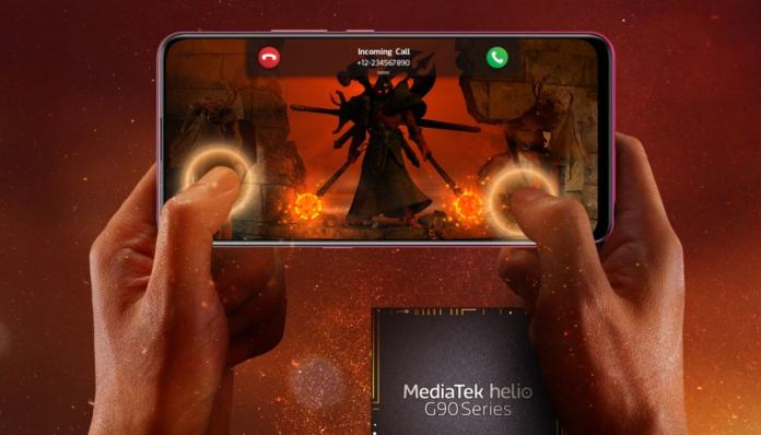 MediaTek debuts Helio G90 gaming-focused mobile CPU series