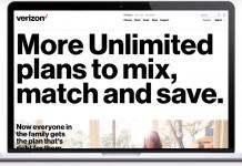Verizon overhauls unlimited data plans yet again