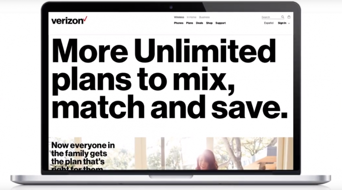 Verizon overhauls unlimited data plans yet again