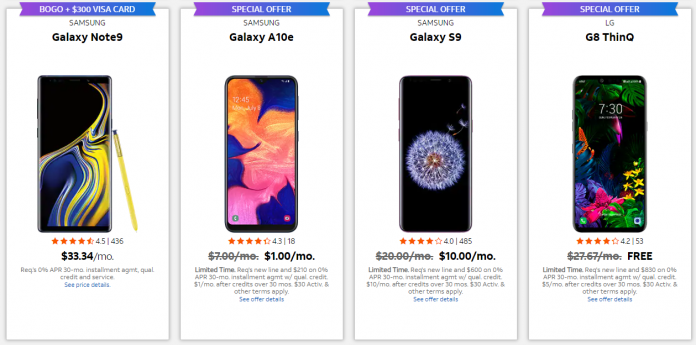 The best deals available at AT&T (August 2019)