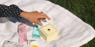 Got a bunch of old receipts? This $89 camera turns them into instant photos