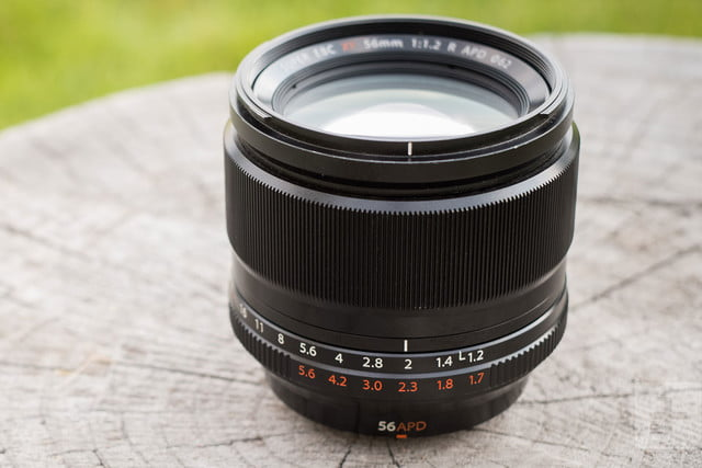 best lenses for portrait photography fujifilm xf 56mm f1.2r