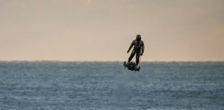 Flyboard Air inventor plans to unveil 250-mph flying sports car by 2020