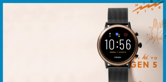 Fossil Gen 5 watches launch with 1GB RAM, smart battery modes
