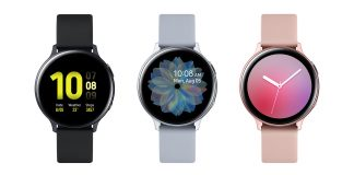Samsung intros enhanced, customizable Galaxy Watch Active2