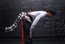 Want a robotic tail? Well, Japanese scientists built one for you anyway
