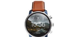 Amazon slices 35% off select Fossil Men's Gen 4 Explorist HR smartwatches