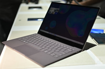 The Galaxy Book S is the most exciting Samsung laptop I've ever seen