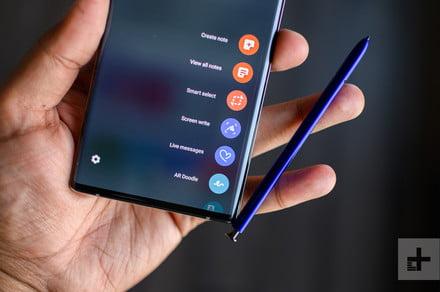 Samsung Galaxy Note 10 Plus vs. iPhone XS Max: Specs comparison