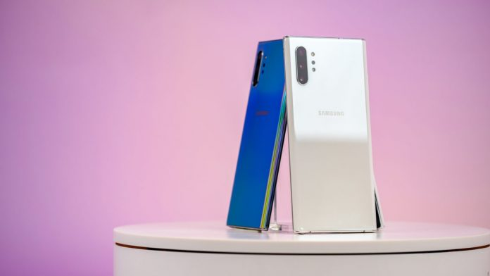 Samsung Galaxy Note 10 and Note 10 Plus hands-on: This one is different