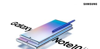 Samsung introduces Galaxy Note 10 series