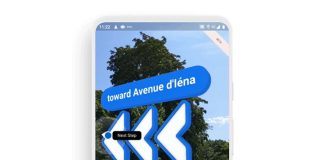 Google Maps Gains 'Live View' Augmented Reality Walking Directions
