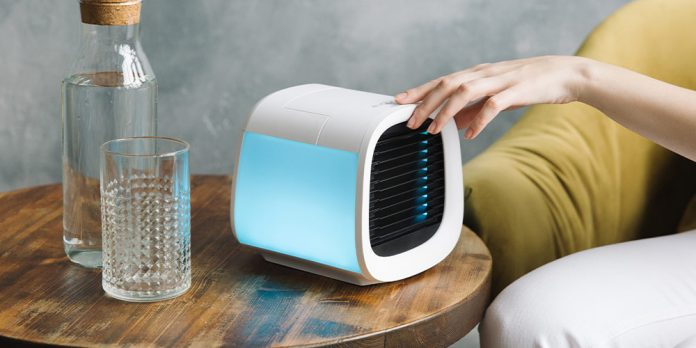 Stay cool this summer with $20 off this EvaChill personal AC