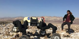 NASA wants your help developing autonomous robots to explore other worlds