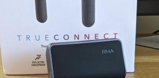 RHA TrueConnect wireless earbuds review