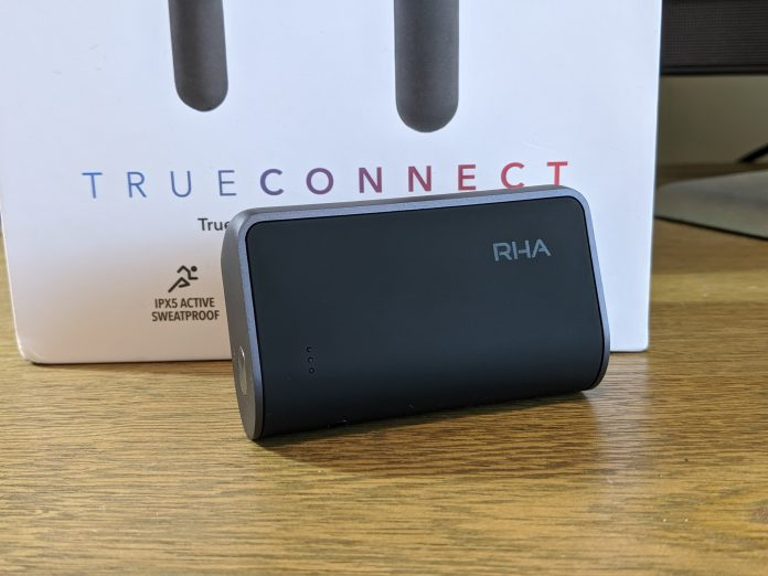 RHA TrueConnect wireless earbuds review
