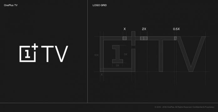 OnePlus' first TV will be called the OnePlus TV as company reveals logo