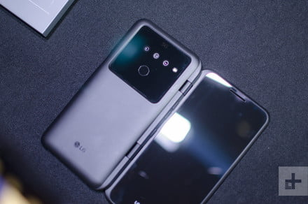 LG may show off one of these new foldable phone designs at IFA 2019