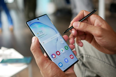 Save $100 on the new Samsung Galaxy Note 10 if you pre-order on Best Buy today