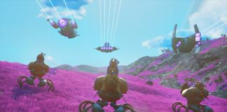 How to tame and ride mounts in No Man's Sky
