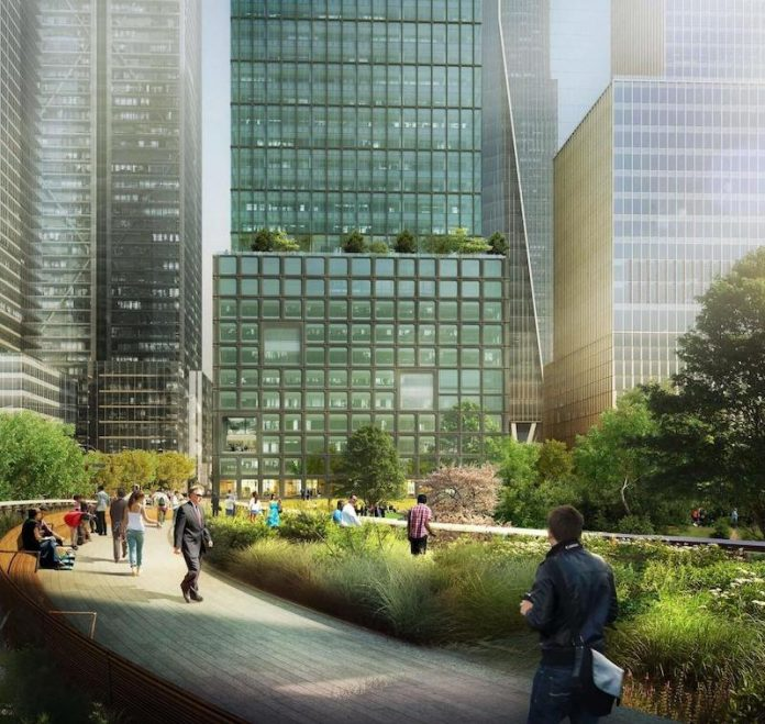 Apple Reportedly Seeking Large Office Space in New York City