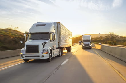 UPS partners with TuSimple to test self-driving semi-trucks