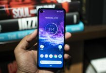 Motorola One Action hands-on review