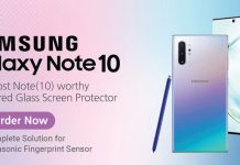 Win a Note 10 or 10+ and two Whitestone Dome Glass Screen Protectors