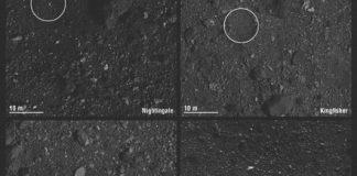 NASA selects landing site candidates for OSIRIS-Rex to sample asteroid Bennu