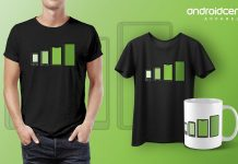Relive the smartphone evolution every time you wear AC's newest t-shirt