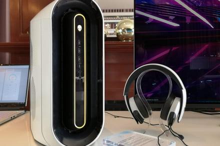 Alienware's redesigned Aurora R9 brings stunning, sci-fi-inspired aesthetics