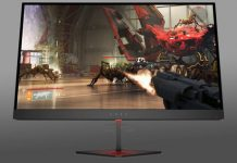 Visually stunning HP Omen X 27 HDR TN display closes color gap with IPS monitors