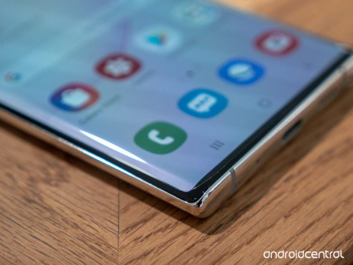 The Galaxy Note 10 and 10+ support USB Power Delivery charging