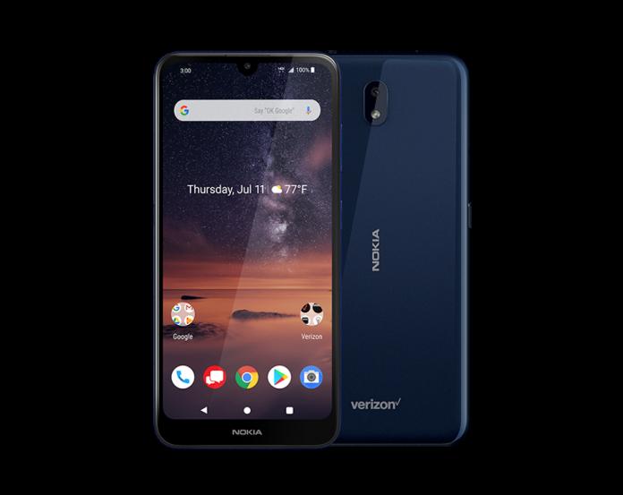 Nokia returns to Verizon with Nokia 3 V