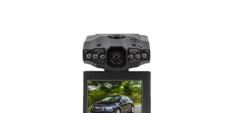 Snag this U-Drive DVR dash cam for just $19.99 right now