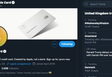 Apple Card Just Got an Official Twitter Account