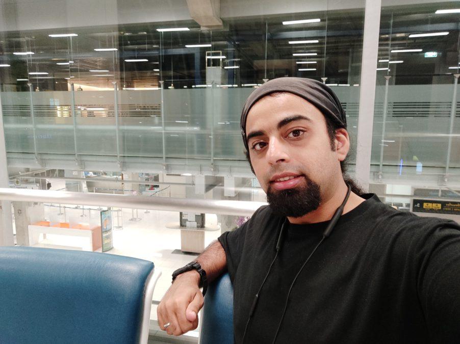 Redmi K20 selfie camera camera sample