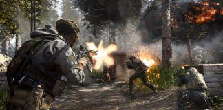 Pre-load the Call of Duty: Modern Warfare Gunfight alpha on PS4 tomorrow