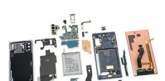 Note 10+ 5G teardown confirms it's a tricky phone to repair