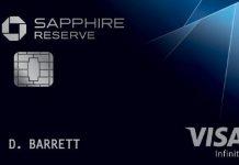 Chase Sapphire Preferred vs Chase Sapphire Reserve