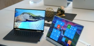 Dell XPS 13 2-in-1 vs. Dell XPS 13